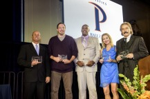 Pepperdine Inducts Five into the Hall of Fame
