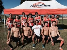 Men's Cross Country Remains Undefeated